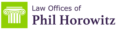 Law Offices of Phil Horowitz logo